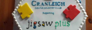 Cranleigh Golf Club donates over £13000 to JigsawPlus