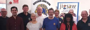 Horsham Lions support Jigsaw