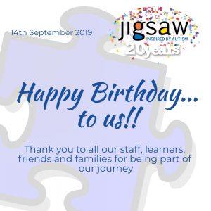Jigsaw celebrates 20 years
