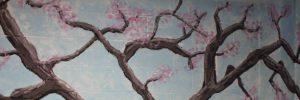 Signify UKI charity mural at Jigsaw