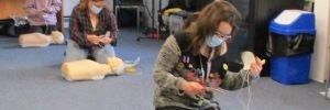 staff training at JigsawPlus